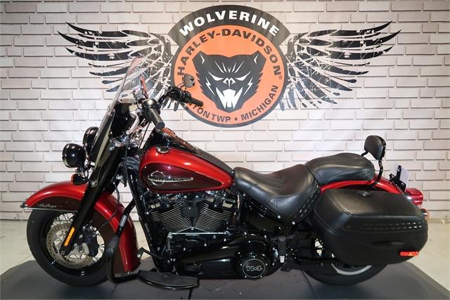 2019 Harley-Davidson Softail Heritage Classic 114 at Wolverine Harley-Davidson