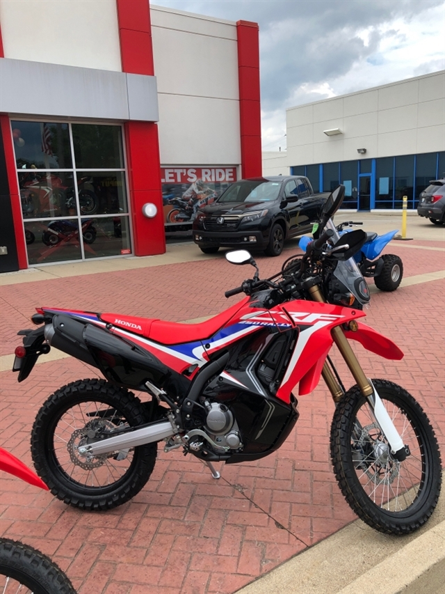 2019 Honda CRF250LRK at Genthe Honda Powersports, Southgate, MI 48195
