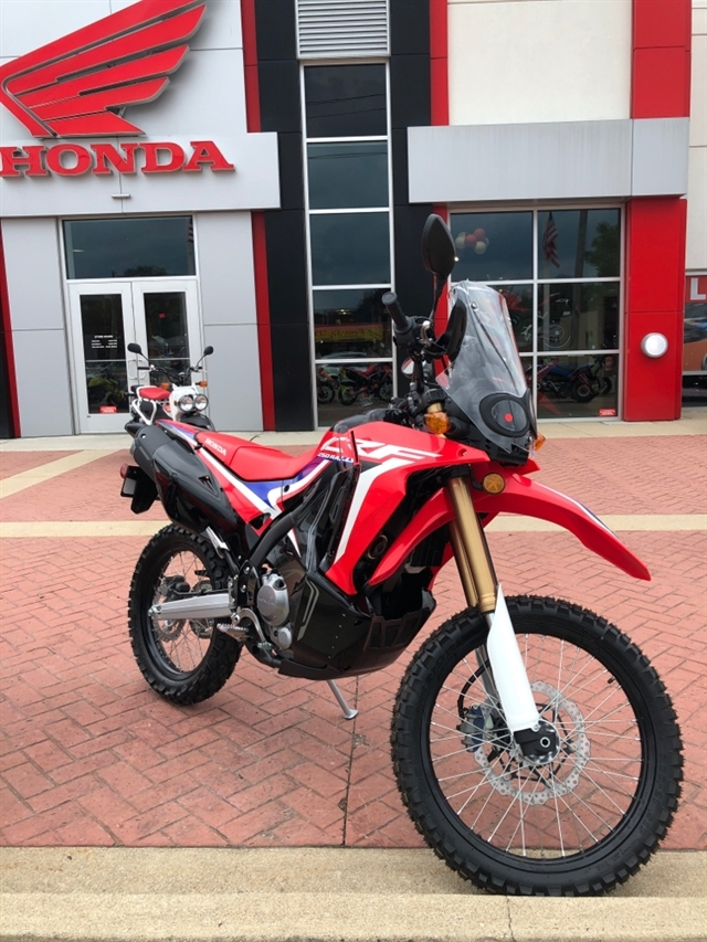 2019 Honda CRF® 250L Rally at Genthe Honda Powersports, Southgate, MI 48195