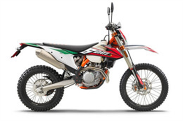 2020 KTM EXC 500 F at Hebeler Sales & Service, Lockport, NY 14094