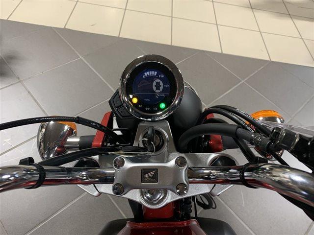 2019 Honda Monkey ABS ABS at Star City Motor Sports