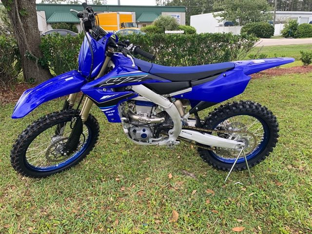 2020 Yamaha YZ450F 450F at Powersports St. Augustine