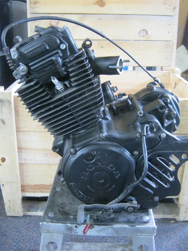 1986 Honda ATC200X Engine Exchange at Brenny's Motorcycle Clinic, Bettendorf, IA 52722