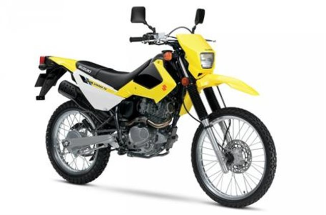2018 Suzuki DR 200S at Pete's Cycle Co., Severna Park, MD 21146