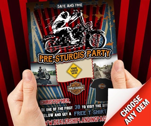 Sturgis Party Powersports at PSM Marketing - Peachtree City, GA 30269