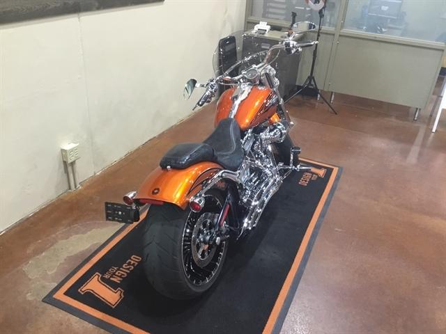 2014 Harley-Davidson Softail CVO Breakout at Bull Falls Harley-Davidson