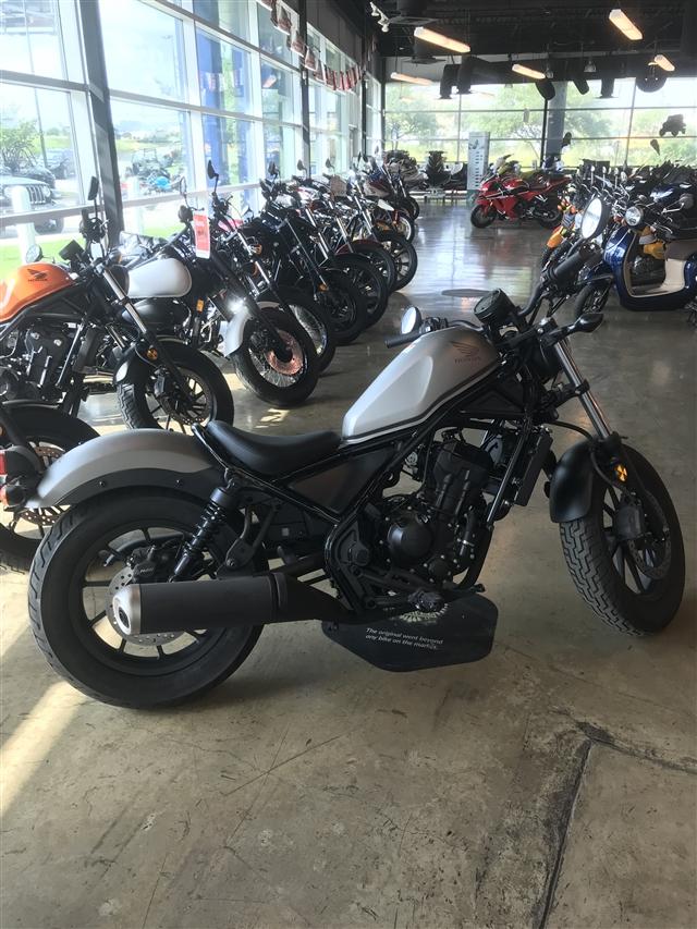 2018 Honda Rebel 300 ABS at Kent Powersports of Austin, Kyle, TX 78640