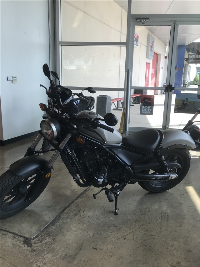 2018 Honda Rebel 300 ABS at Kent Powersports of Austin, Kyle, TX 78640