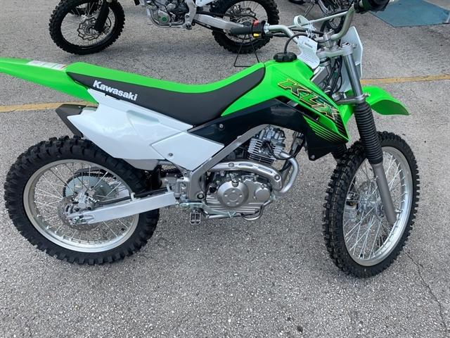 2020 Kawasaki KLX 140G at Jacksonville Powersports, Jacksonville, FL 32225