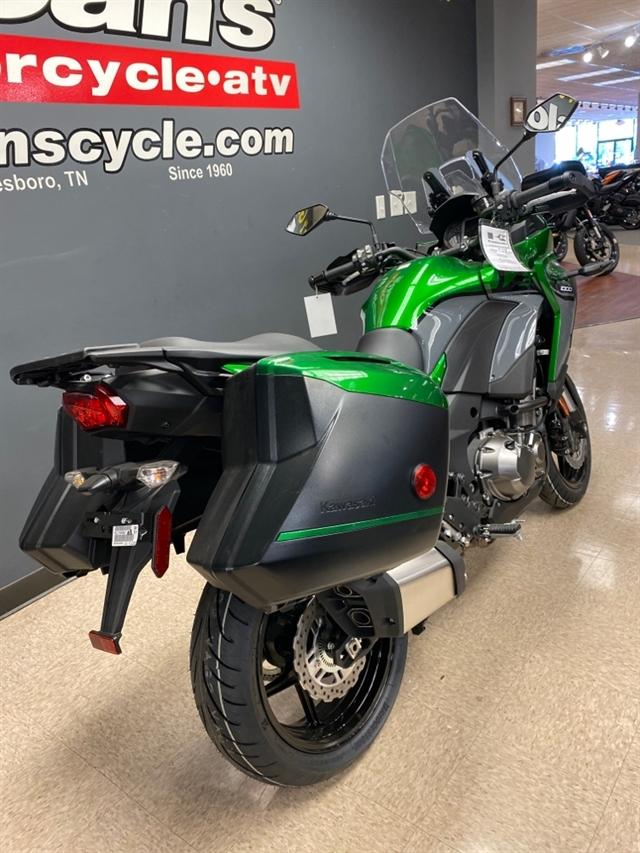 2020 Kawasaki Versys 1000 SE LT+ at Sloans Motorcycle ATV, Murfreesboro, TN, 37129