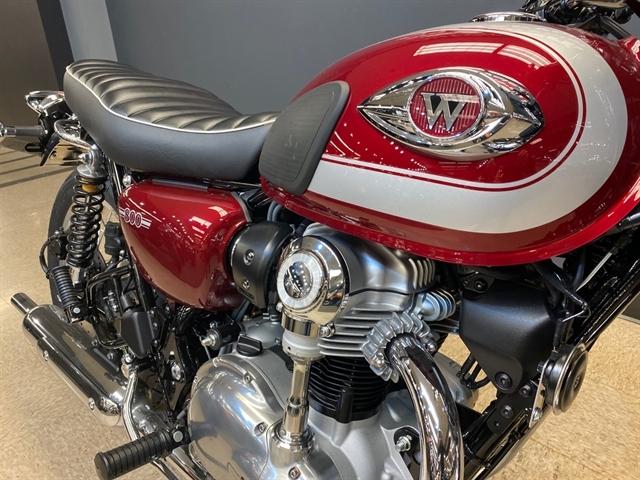 2020 Kawasaki W800 EJ800DLF at Sloans Motorcycle ATV, Murfreesboro, TN, 37129