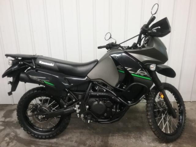 2015 Kawasaki KLR 650 at Thornton's Motorcycle - Versailles, IN