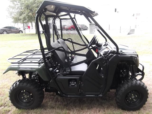 2018 Honda Pioneer 500 Base at Kent Motorsports, New Braunfels, TX 78130