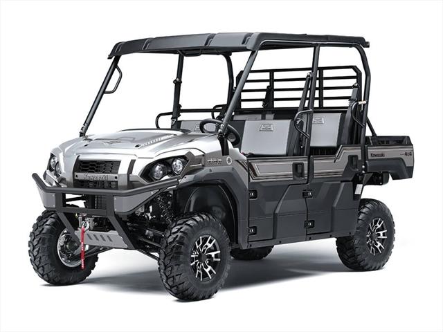 2020 Kawasaki Mule PRO-FXT Ranch Edition at Hebeler Sales & Service, Lockport, NY 14094