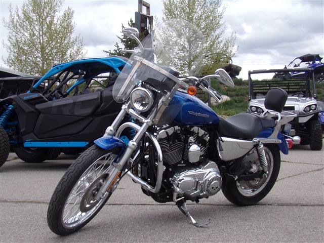 2007 Harley-Davidson Sportster 1200 Custom at Power World Sports, Granby, CO 80446