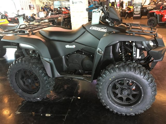 2018 Suzuki KingQuad 500 AXi Power Steering Special edition at Kent Powersports of Austin, Kyle, TX 78640