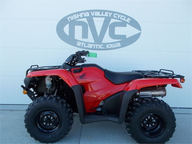 2021 Honda FourTrax Rancher 4X4 at Nishna Valley Cycle, Atlantic, IA 50022