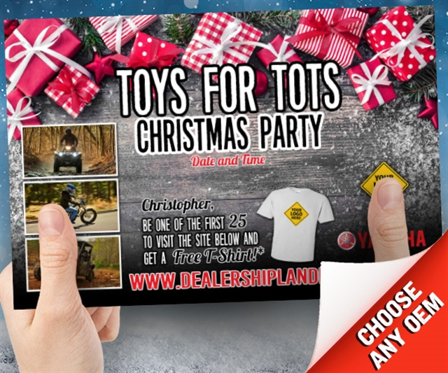 Toys for Tots Christmas Party  at PSM Marketing - Peachtree City, GA 30269