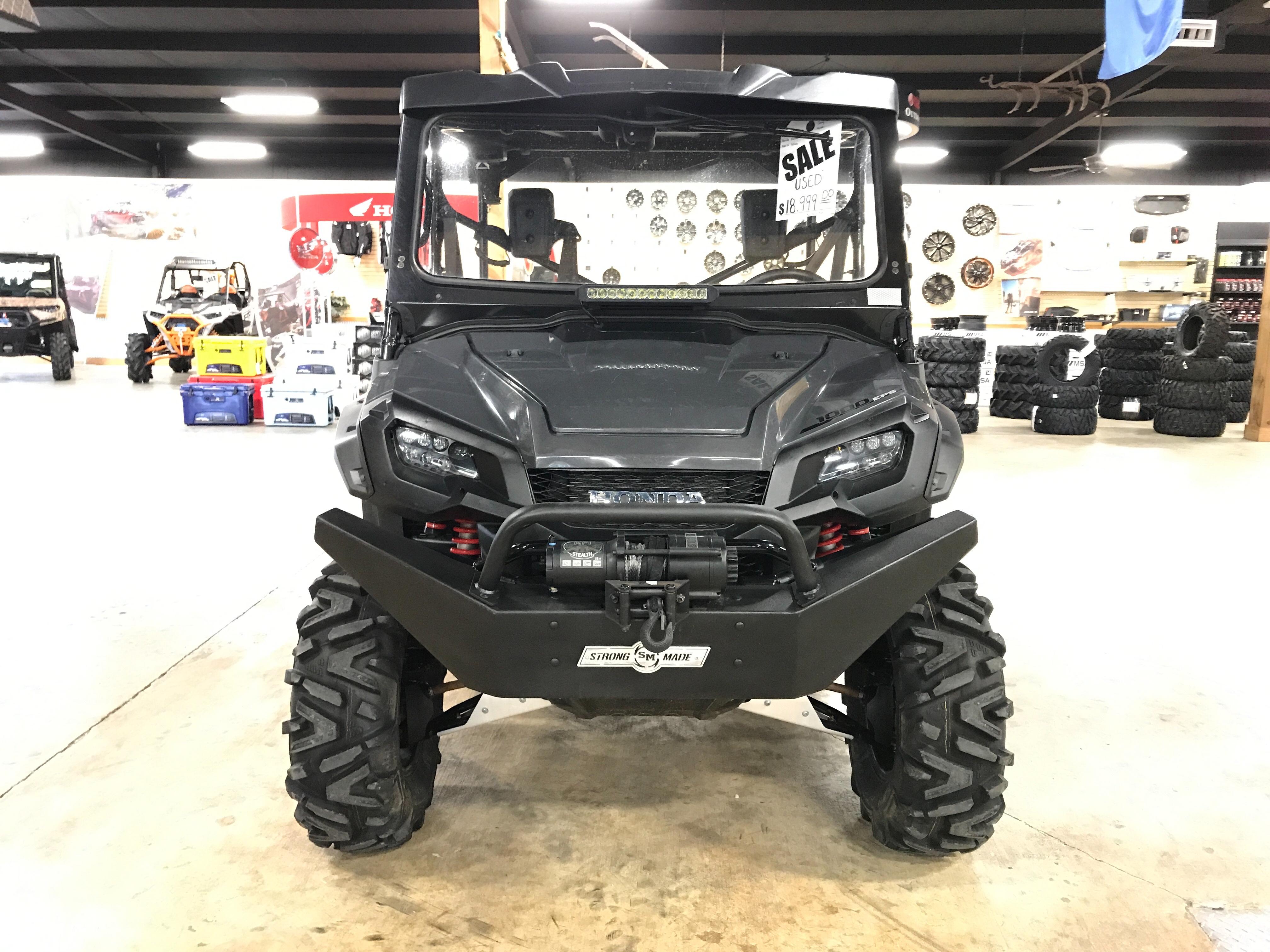 2016 Honda Pioneer 1000-5 Deluxe at ATV Zone, LLC