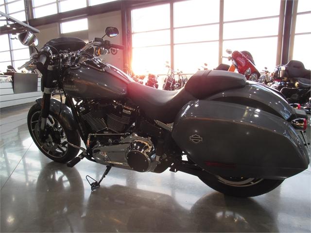 2021 Harley-Davidson Cruiser FLSB Sport Glide at Conrad's Harley-Davidson