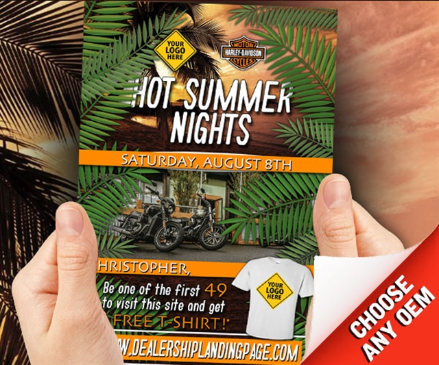 Hot Summer Nights Powersports at PSM Marketing - Peachtree City, GA 30269