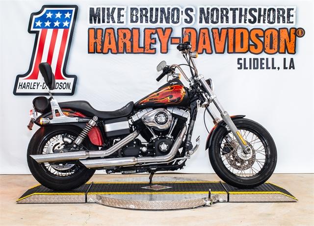 2011 Harley-Davidson Dyna Glide Street Bob at Mike Bruno's Northshore Harley-Davidson