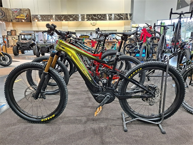 2020 GIANT BICYCLES Reign E Plus 0 Pro M at Lynnwood Motoplex, Lynnwood, WA 98037