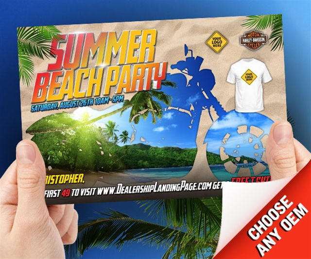 Summer Beach Party Powersports at PSM Marketing - Peachtree City, GA 30269