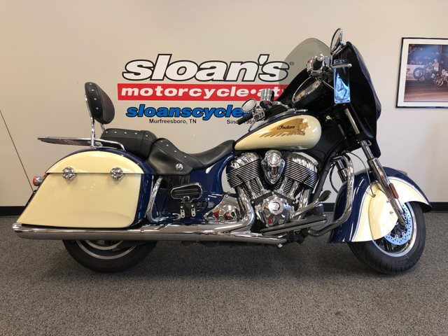 2015 Indian Chieftain Base at Sloan's Motorcycle, Murfreesboro, TN, 37129