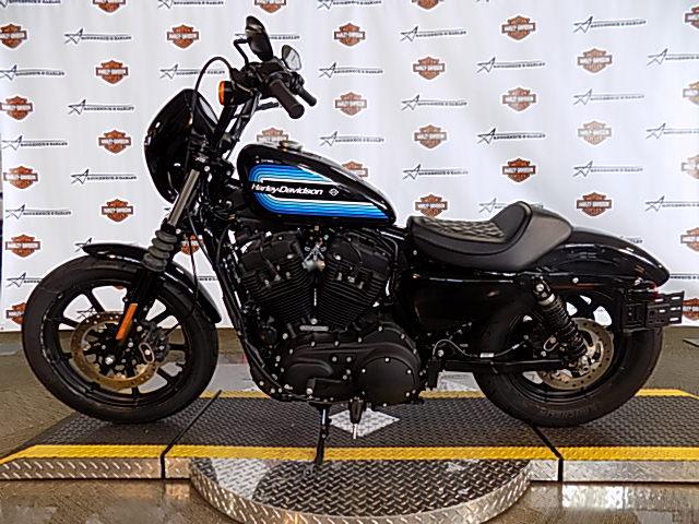 2018 Harley-Davidson Sportster Iron 1200 at Roughneck Harley-Davidson