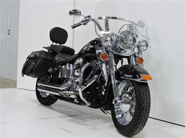 2017 Harley-Davidson Softail Heritage Softail Classic at Stutsman Harley-Davidson, Jamestown, ND 58401