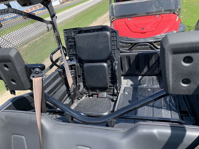2019 Honda Pioneer 1000-5 Deluxe Camo at Kent Powersports of Austin, Kyle, TX 78640
