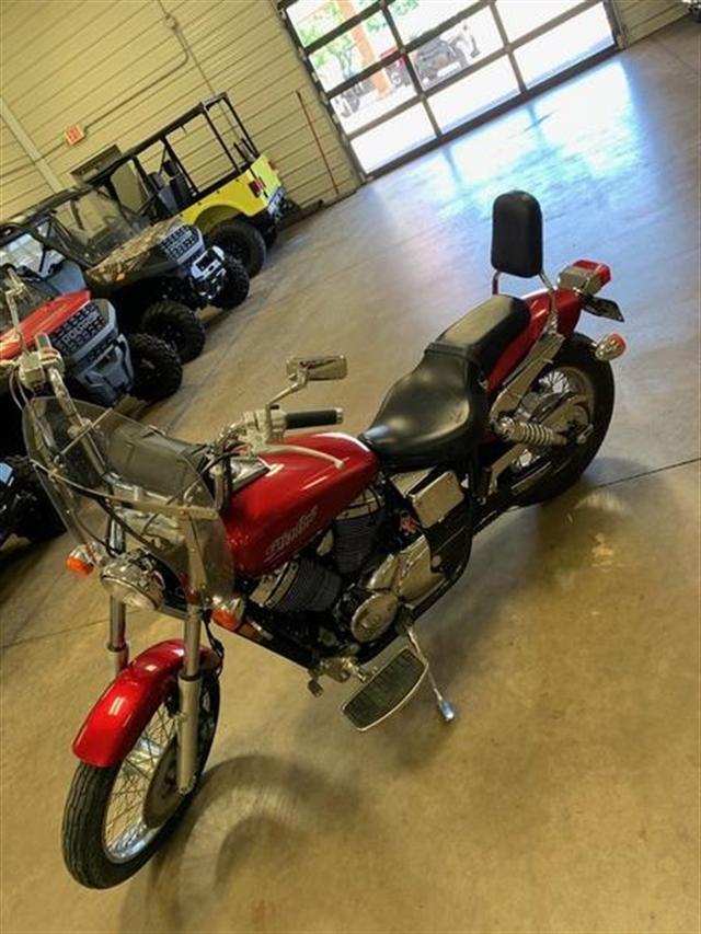 2007 Honda Shadow Spirit 750 C2 at Southern Illinois Motorsports