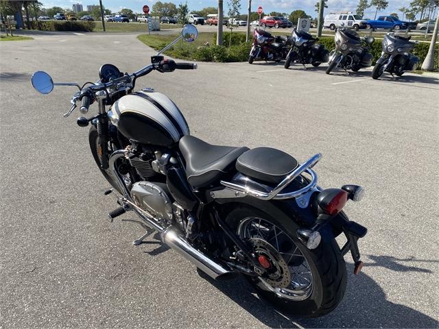 2020 Triumph Bonneville Speedmaster Base at Fort Myers