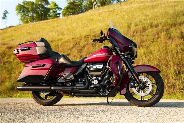 2021 Harley-Davidson Grand American Touring Ultra Limited at Iron Hill Harley-Davidson