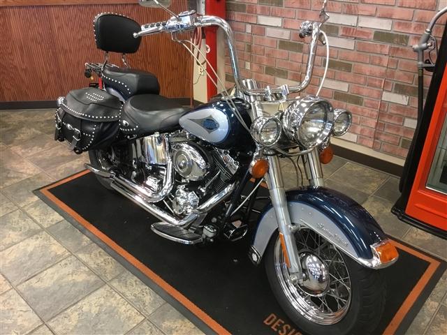 2001 Harley-Davidson FLSTC HERITAGE SOFTAIL at Bud's Harley-Davidson, Evansville, IN 47715