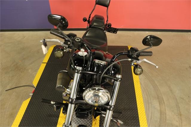 2013 Harley-Davidson Softail Blackline at Texas Harley