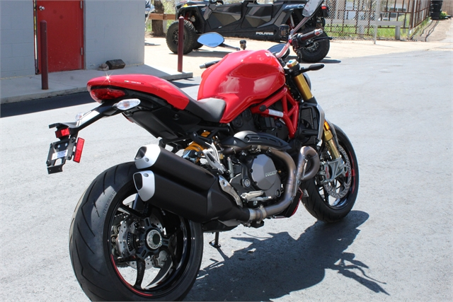 2021 Ducati Monster 1200 S at Aces Motorcycles - Fort Collins