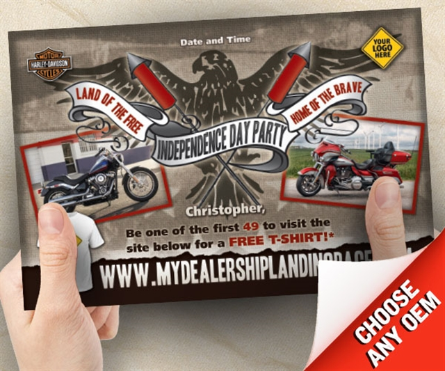 Independence Day Party Powersports at PSM Marketing - Peachtree City, GA 30269