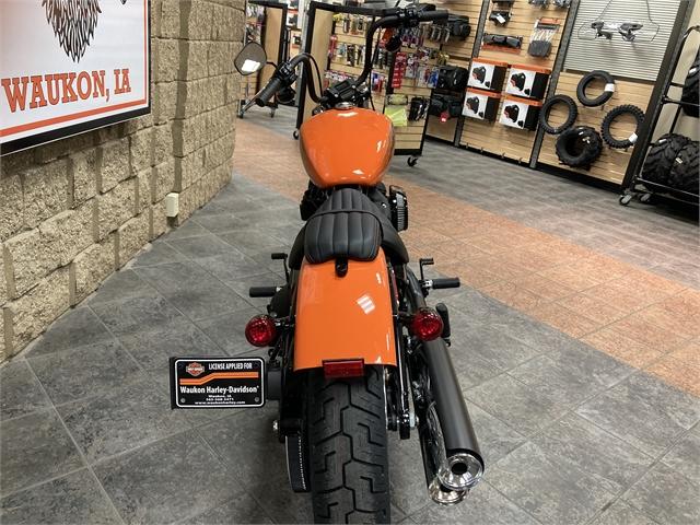 2021 Harley-Davidson Cruiser Street Bob 114 at Iron Hill Harley-Davidson