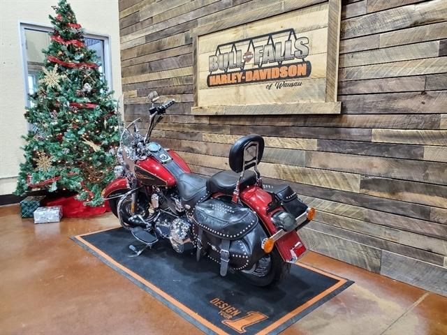 2007 Harley-Davidson Softail Heritage Softail Classic at Bull Falls Harley-Davidson