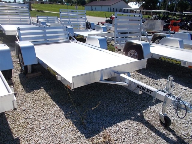 2020 Aluma 6310 BT Single Axle Utility Trailer at Nishna Valley Cycle, Atlantic, IA 50022