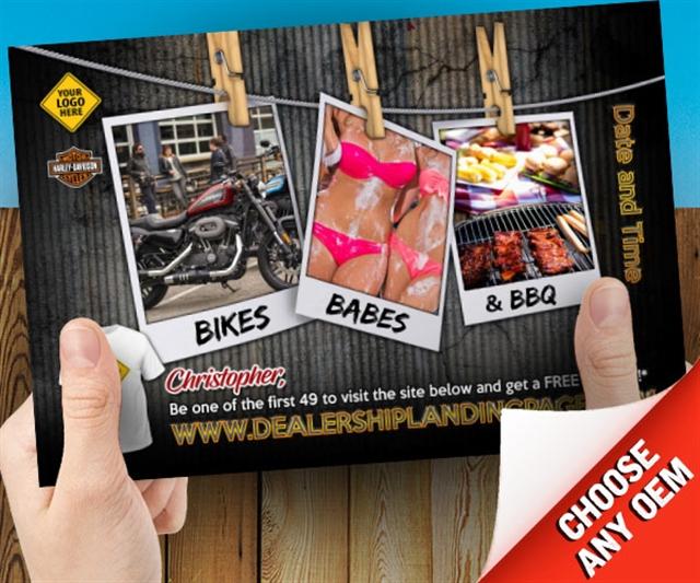 Bikes, Babes, & BBQ Powersports at PSM Marketing - Peachtree City, GA 30269