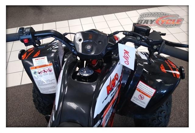 2021 Kayo Storm 150 150 at Bay Cycle Sales
