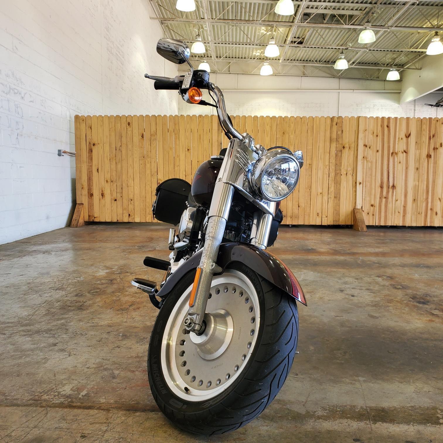 2007 Harley-Davidson Softail Fat Boy at Twisted Cycles