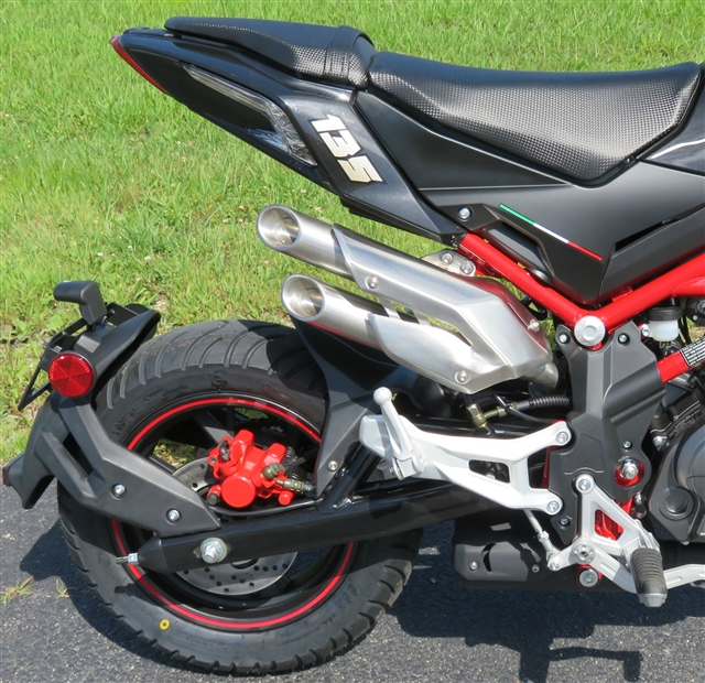 2019 Benelli TNT135 Grom eater at Randy's Cycle, Marengo, IL 60152