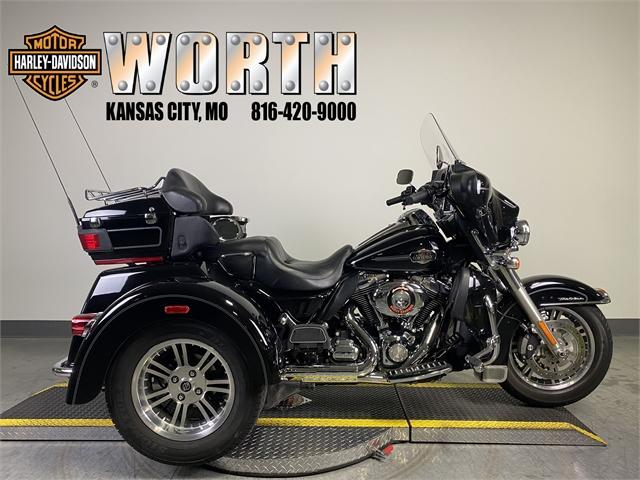 2012 Harley-Davidson Trike Tri Glide Ultra Classic at Worth Harley-Davidson