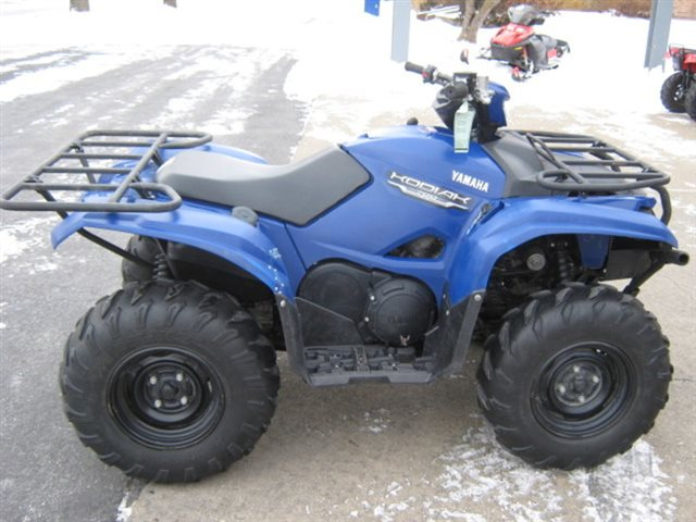 2016 Yamaha Kodiak 700 EPS at Nishna Valley Cycle, Atlantic, IA 50022