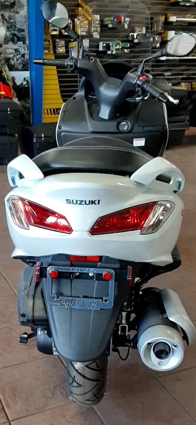 2016 Suzuki Burgman 200 ABS at Santa Fe Motor Sports