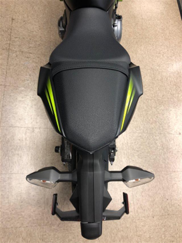2019 Kawasaki Z650 Base at Sloan's Motorcycle, Murfreesboro, TN, 37129